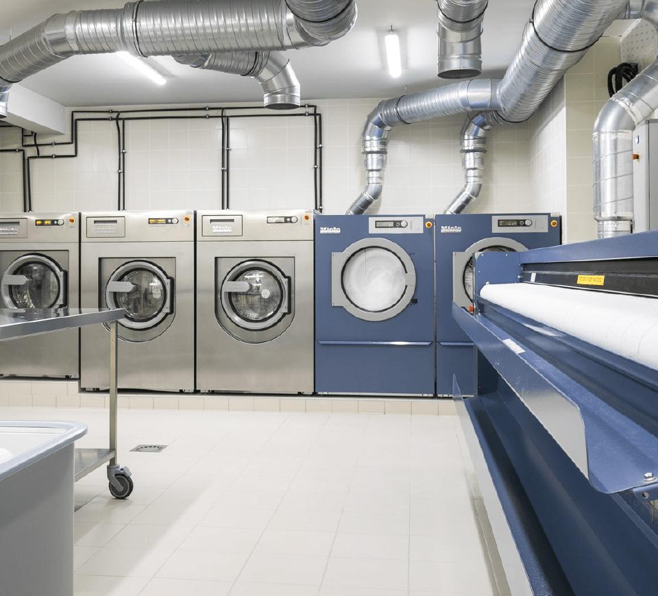 Lavandys blanchisserie hygiene securite