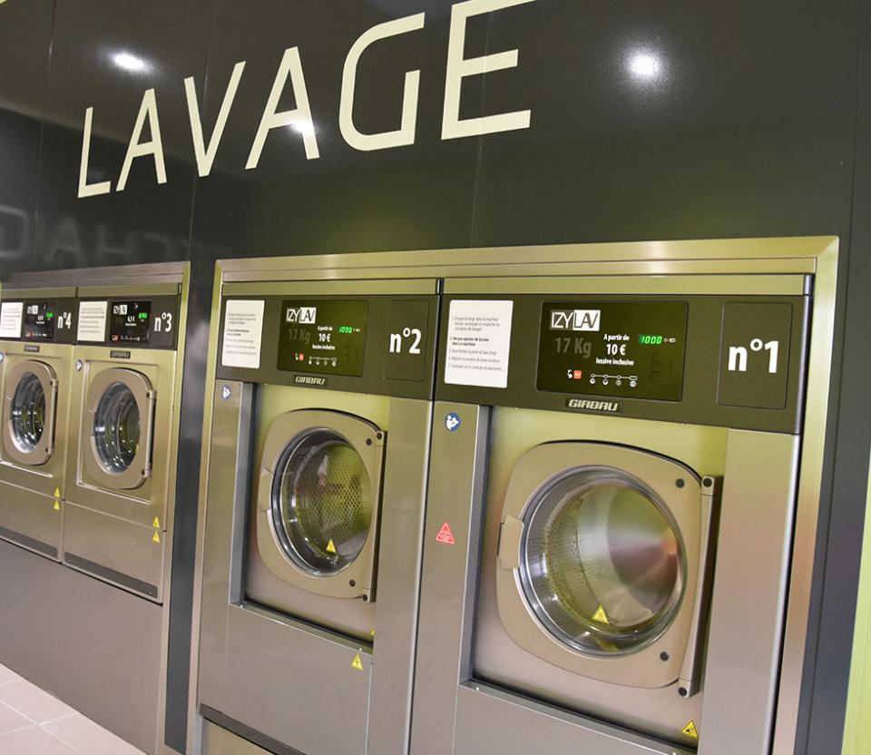 Lavandys laverie-automatique-copropriete-ergonomique