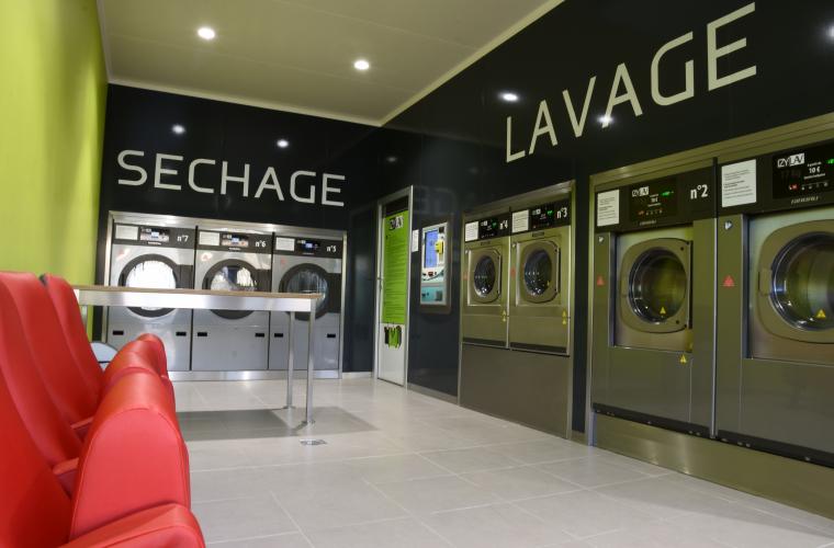 Laverie Laverie libre-service