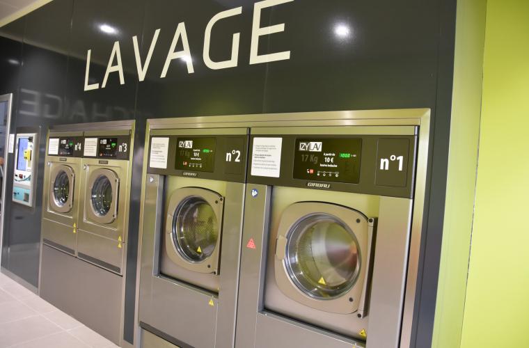 Laverie libre-service